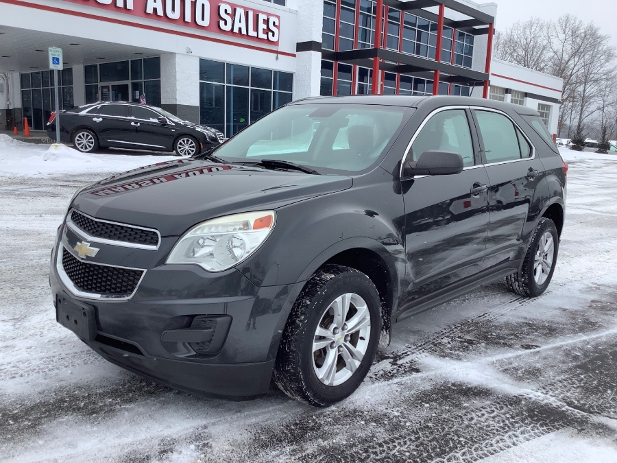 Used Chevrolet Equinox FWD 4dr LS 2013 | Marsh Auto Sales LLC. Ortonville, Michigan