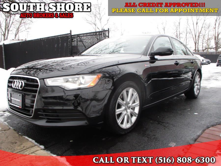 Used 2014 Audi A6 in Massapequa, New York | South Shore Auto Brokers & Sales. Massapequa, New York