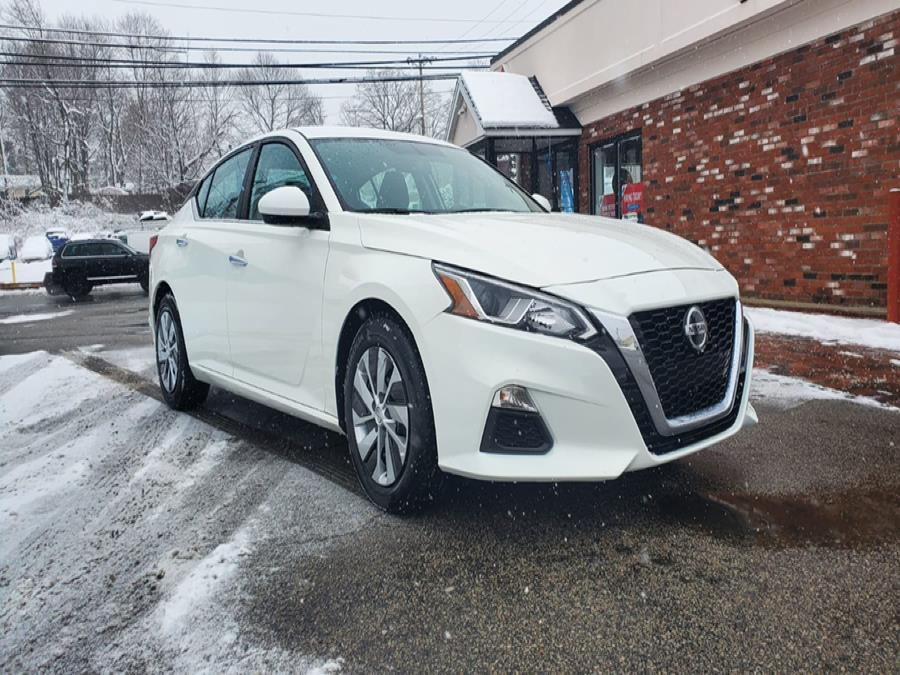 Used 2020 Nissan Altima in Brockton, Massachusetts | Capital Lease and Finance. Brockton, Massachusetts