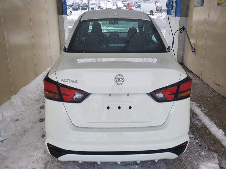 Used Nissan Altima 2.5 S Sedan 2020   Capital Lease and Finance. Brockton, Massachusetts