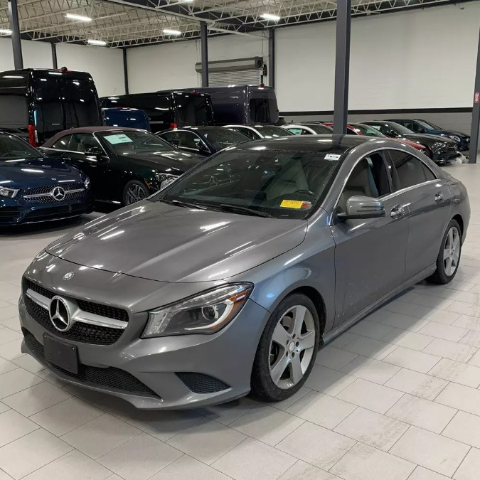 Used 2015 Mercedes-Benz CLA-Class in Bayshore, New York | Peak Automotive Inc.. Bayshore, New York