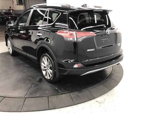 Used Toyota Rav4 Limited 2017   Eastchester Motor Cars. Bronx, New York