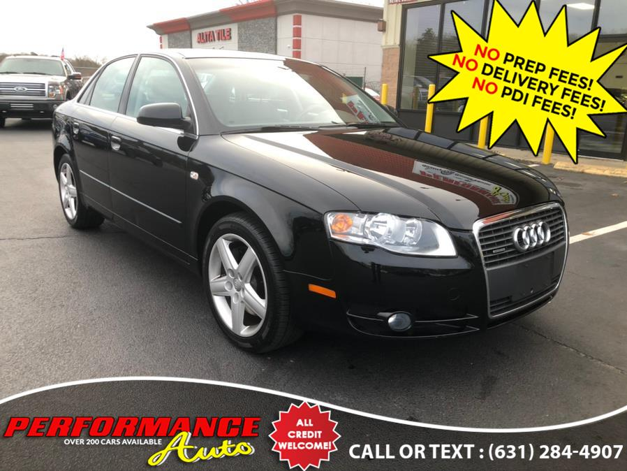 Used 2005 Audi A4 in Bohemia, New York | Performance Auto Inc. Bohemia, New York