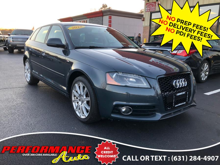 Used 2010 Audi A3 in Bohemia, New York | Performance Auto Inc. Bohemia, New York