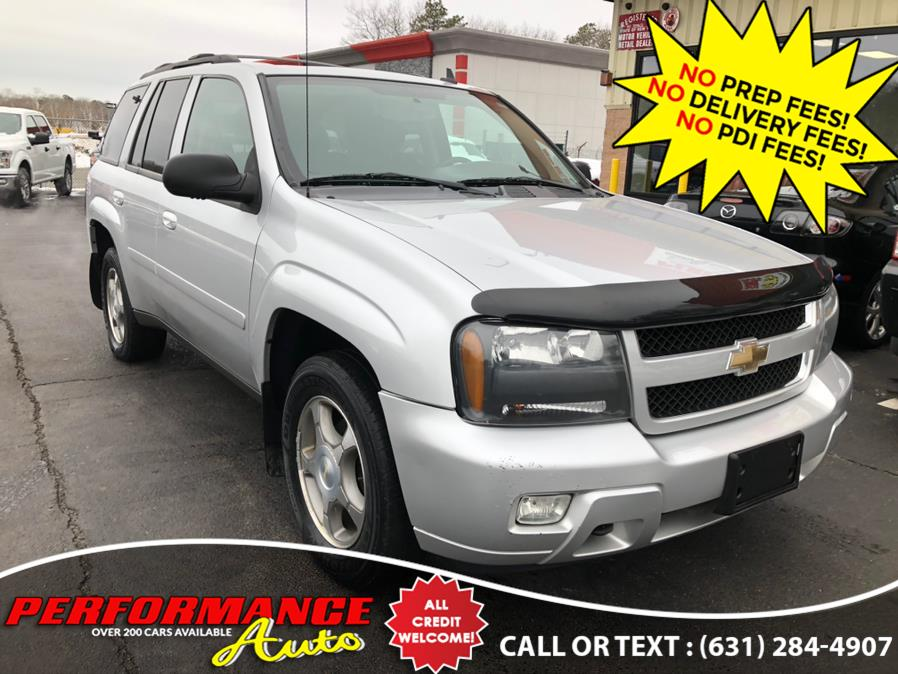 Used 2009 Chevrolet TrailBlazer in Bohemia, New York | Performance Auto Inc. Bohemia, New York