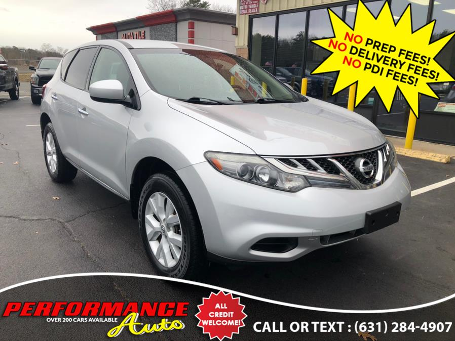 Used Nissan Murano AWD 4dr S 2011 | Performance Auto Inc. Bohemia, New York