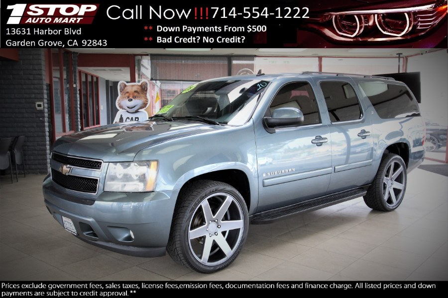 Used 2008 Chevrolet Suburban in Garden Grove, California | 1 Stop Auto Mart Inc.. Garden Grove, California
