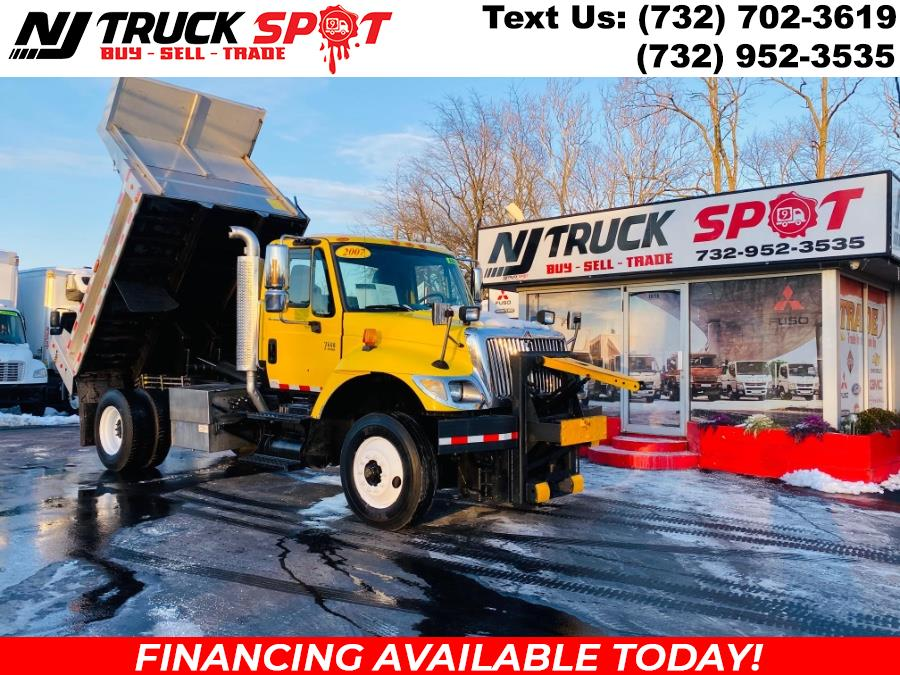 Used 2007 INTERNATIONAL 7400 in South Amboy, New Jersey | NJ Truck Spot. South Amboy, New Jersey