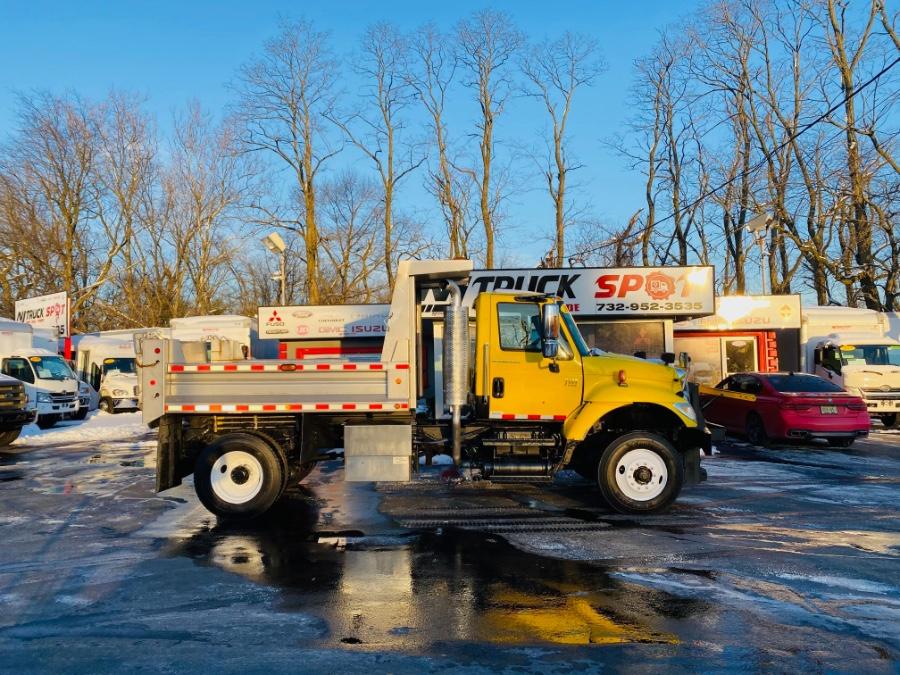 Used INTERNATIONAL 7400 DUMP TRUCK 2007 | NJ Truck Spot. South Amboy, New Jersey