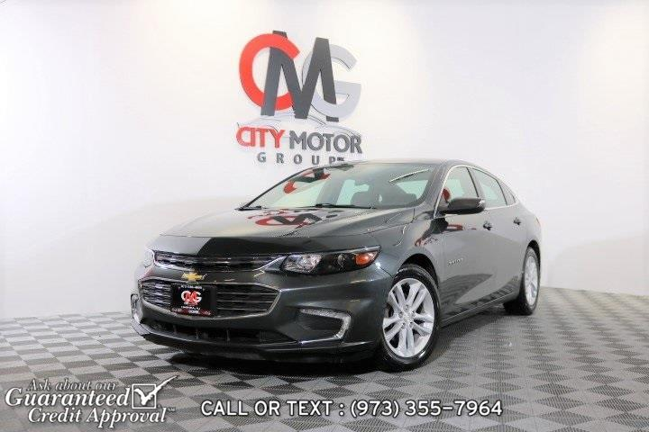 Used 2016 Chevrolet Malibu in Haskell, New Jersey | City Motor Group Inc.. Haskell, New Jersey