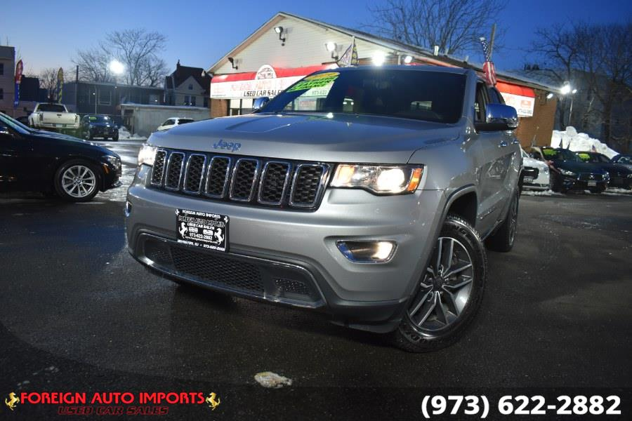 Used 2019 Jeep Grand Cherokee in Irvington, New Jersey | Foreign Auto Imports. Irvington, New Jersey