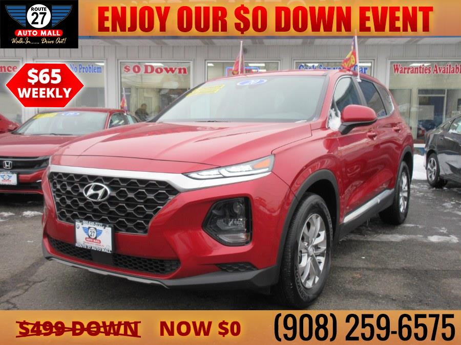 Used 2020 Hyundai Santa Fe in Linden, New Jersey | Route 27 Auto Mall. Linden, New Jersey
