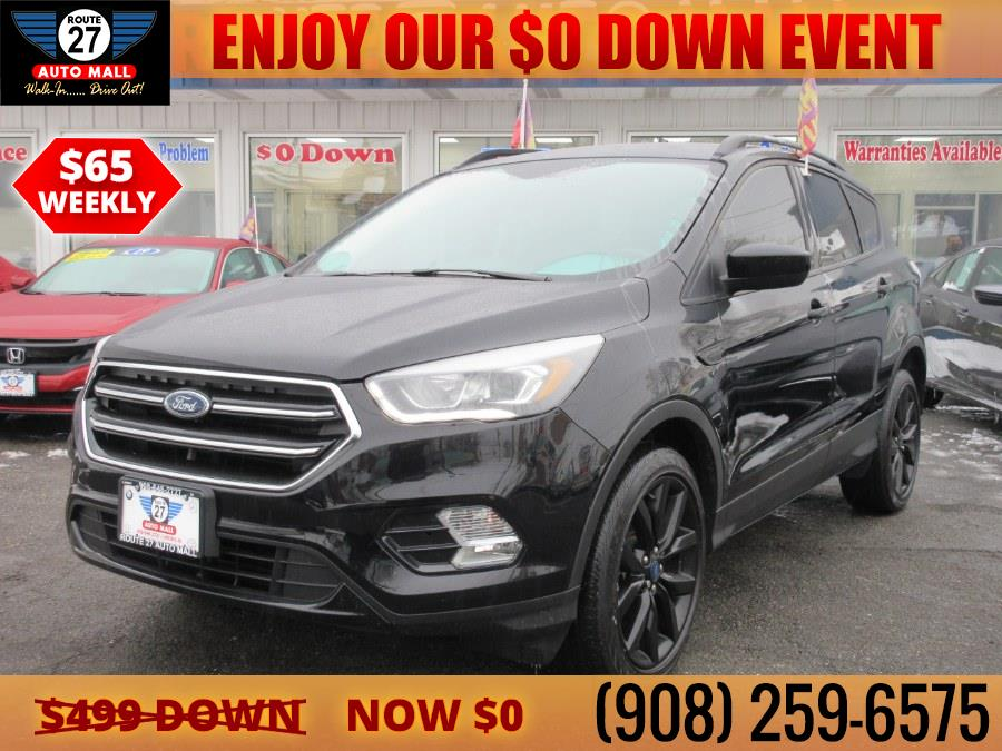 Used 2018 Ford Escape in Linden, New Jersey | Route 27 Auto Mall. Linden, New Jersey