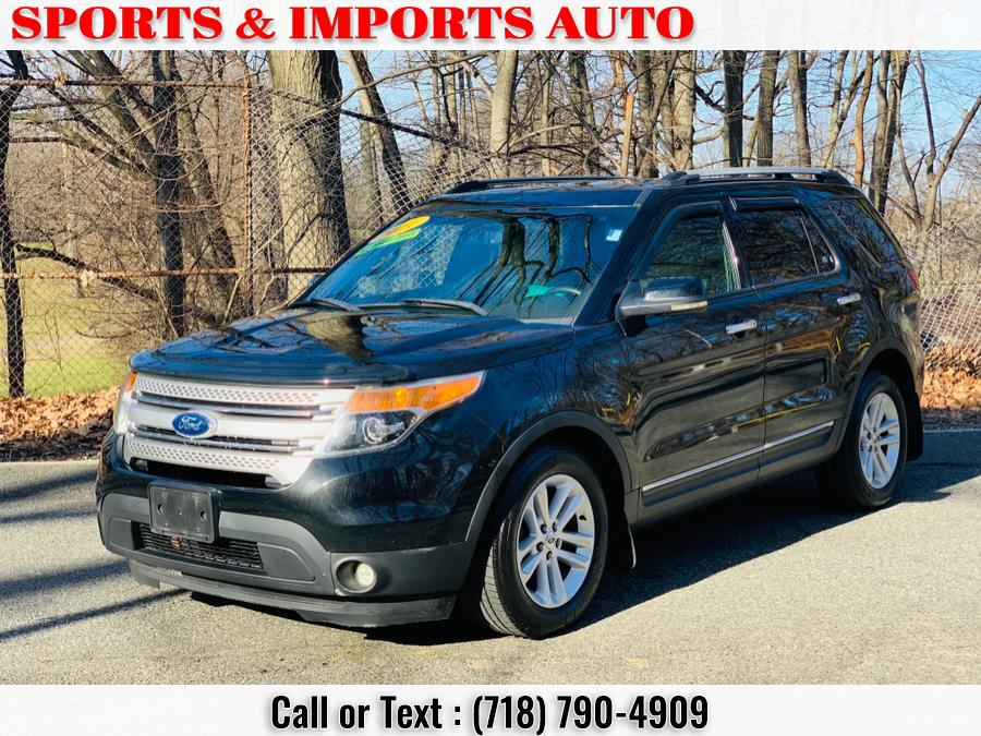 Used Ford Explorer 4WD 4dr XLT 2011 | Sports & Imports Auto Inc. Brooklyn, New York