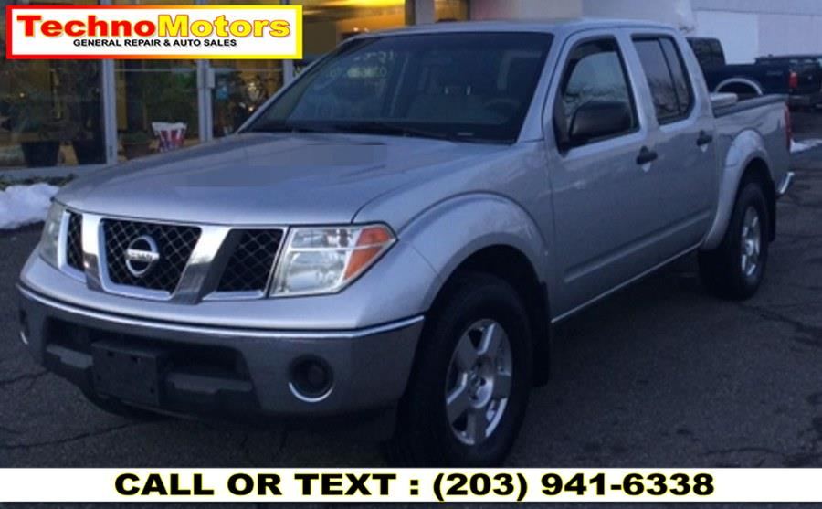 Used 2008 Nissan Frontier in Danbury , Connecticut | Techno Motors . Danbury , Connecticut