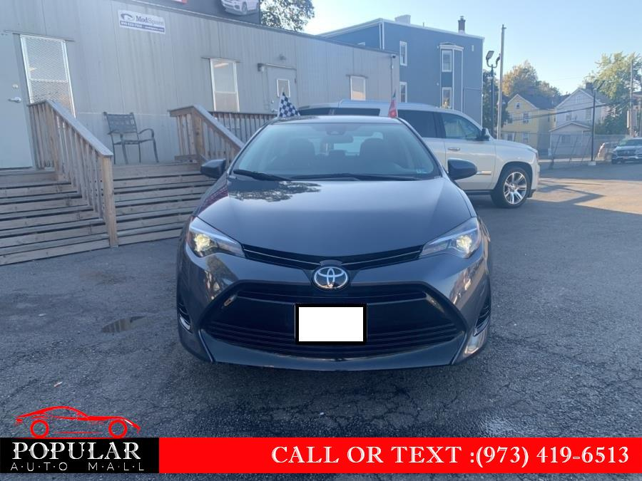 Used 2018 Toyota Corolla in Newark , New Jersey | Popular Auto Mall Inc . Newark , New Jersey