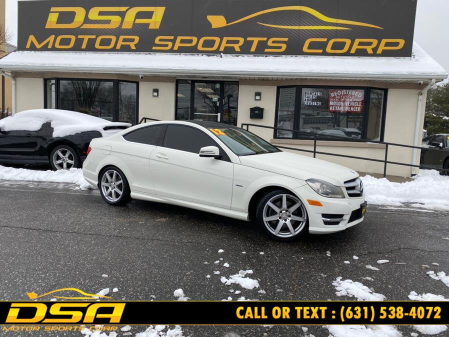 Used 2012 Mercedes-Benz C-Class in Commack, New York | DSA Motor Sports Corp. Commack, New York