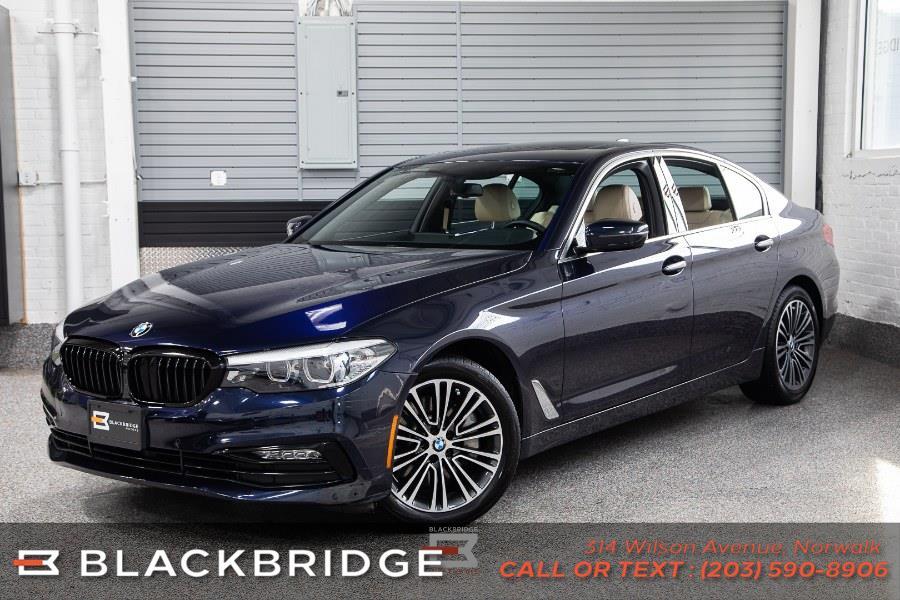 Used BMW 5 Series 530i xDrive Sedan 2018 | Black Bridge Motors, LLC. Norwalk, Connecticut