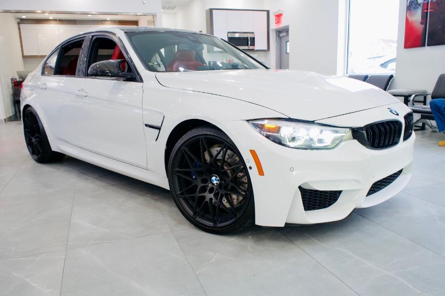 Used BMW M3 Sedan 2018 | C Rich Cars. Franklin Square, New York