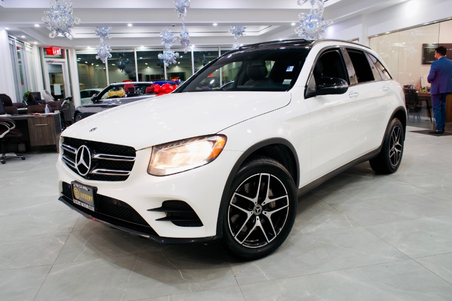 Used Mercedes-Benz GLC GLC 300 4MATIC SUV 2018 | C Rich Cars. Franklin Square, New York