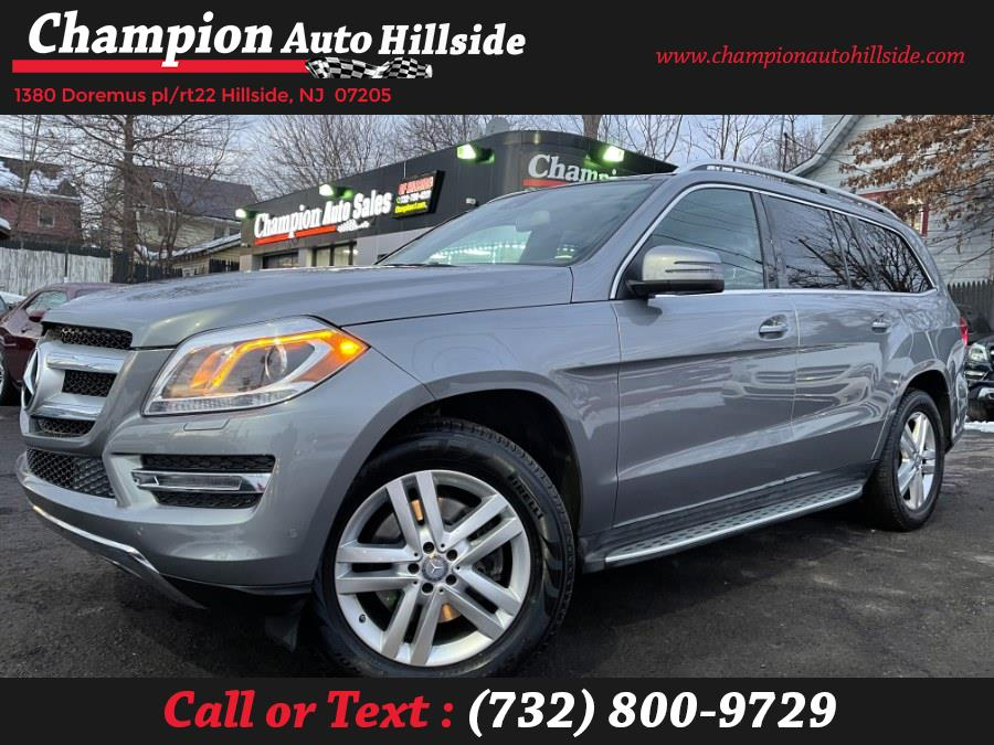Used 2015 Mercedes-Benz GL-Class in Hillside, New Jersey | Champion Auto Hillside. Hillside, New Jersey