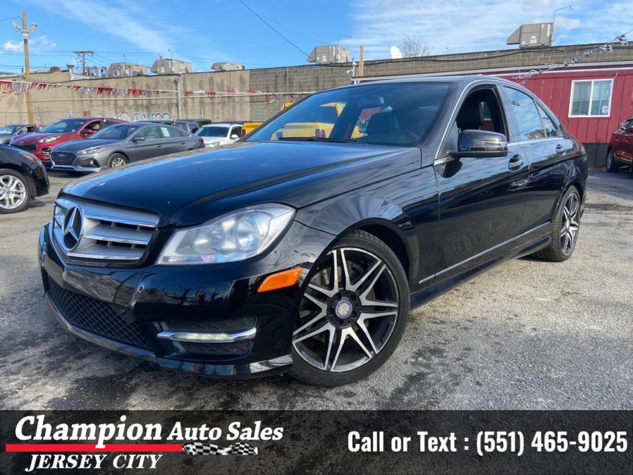 Used Mercedes-Benz C-Class 4dr Sdn C300 Sport 4MATIC 2013   Champion Auto Sales of JC. Jersey City, New Jersey