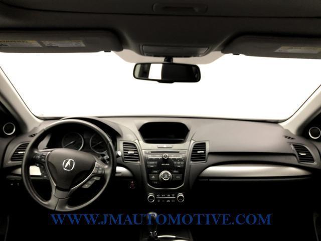 Used Acura Rdx AWD 2018   J&M Automotive Sls&Svc LLC. Naugatuck, Connecticut