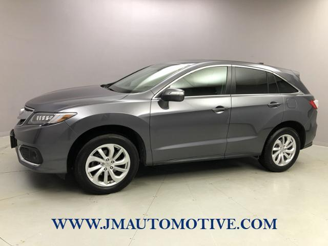 Used 2018 Acura Rdx in Naugatuck, Connecticut | J&M Automotive Sls&Svc LLC. Naugatuck, Connecticut