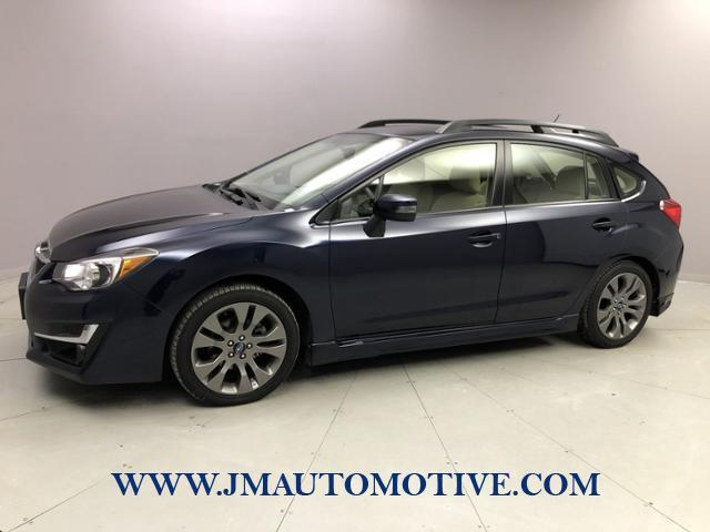 Used 2016 Subaru Impreza in Naugatuck, Connecticut | J&M Automotive Sls&Svc LLC. Naugatuck, Connecticut
