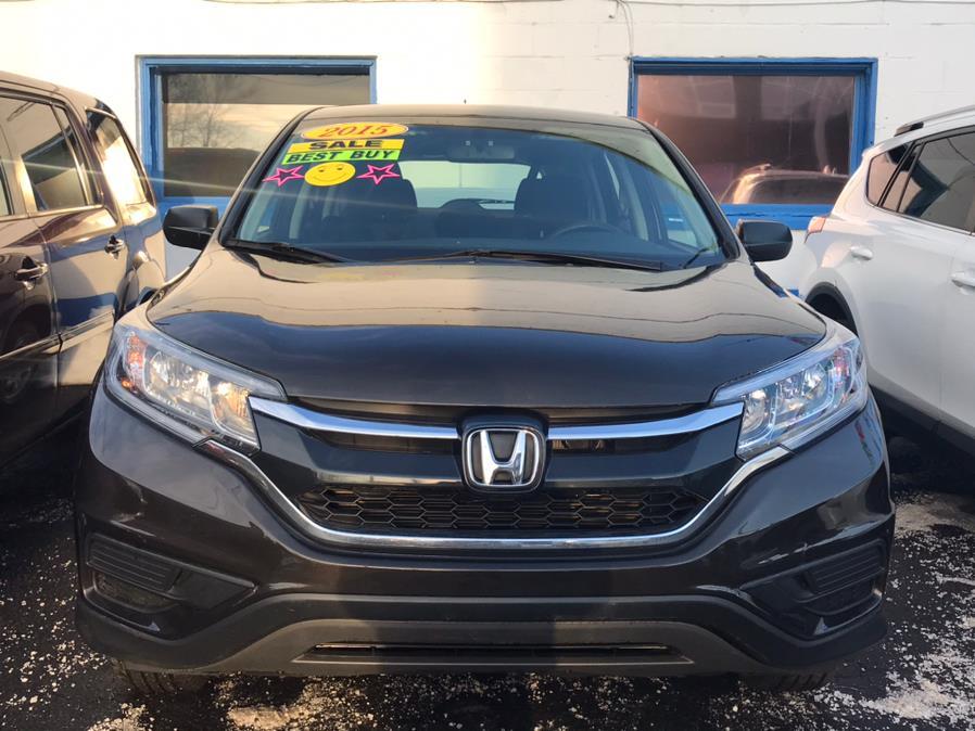 Used Honda CR-V AWD 5dr LX 2015   Affordable Motors Inc. Bridgeport, Connecticut