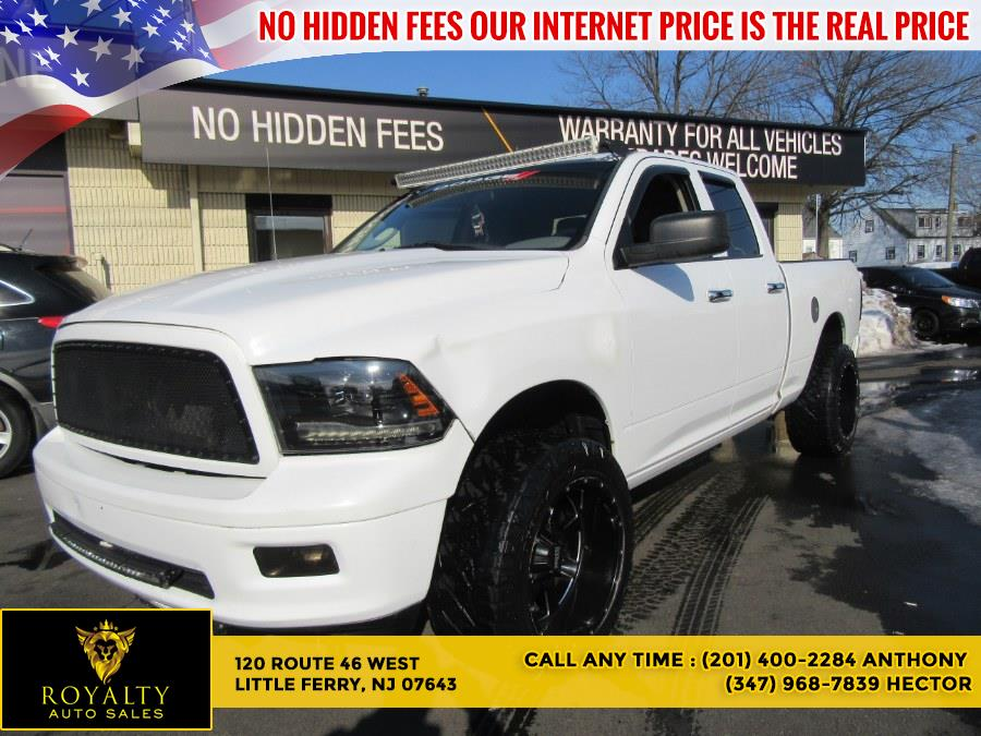 Used 2011 Dodge Ram 1500 in Little Ferry, New Jersey | Royalty Auto Sales. Little Ferry, New Jersey