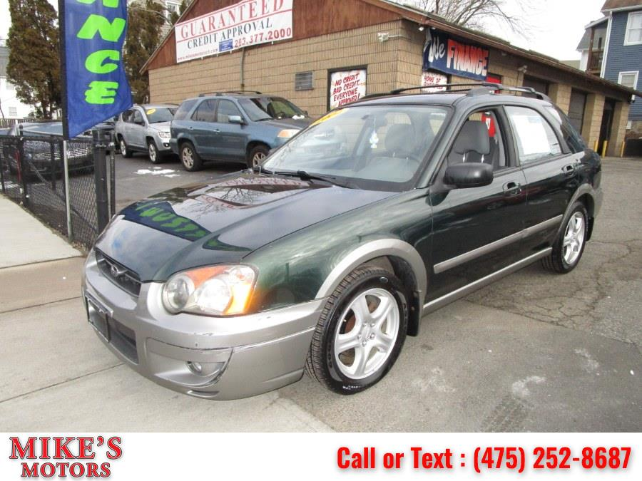 Used 2004 Subaru Impreza Wagon in Stratford, Connecticut | Mike's Motors LLC. Stratford, Connecticut