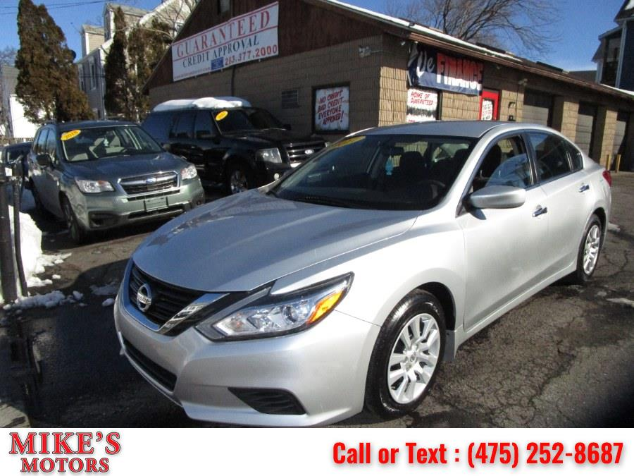 Used 2017 Nissan Altima in Stratford, Connecticut | Mike's Motors LLC. Stratford, Connecticut