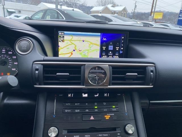 Used Lexus Is 300 2017 | Luxury Motor Car Company. Cincinnati, Ohio