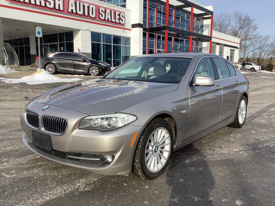 Used 2013 BMW 5 Series in Ortonville, Michigan | Marsh Auto Sales LLC. Ortonville, Michigan