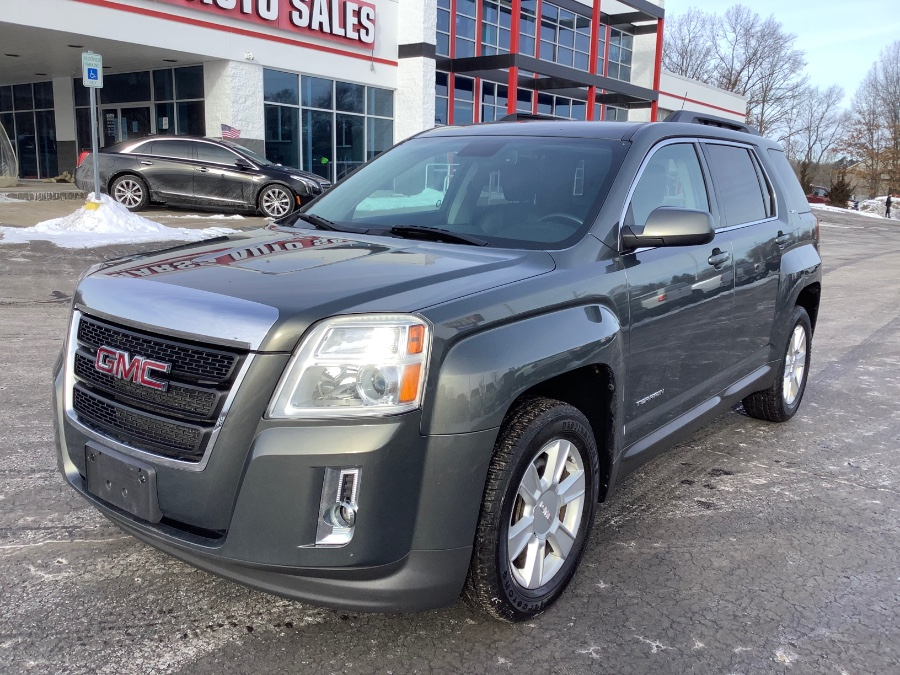 Used GMC Terrain FWD 4dr SLE-2 2012 | Marsh Auto Sales LLC. Ortonville, Michigan