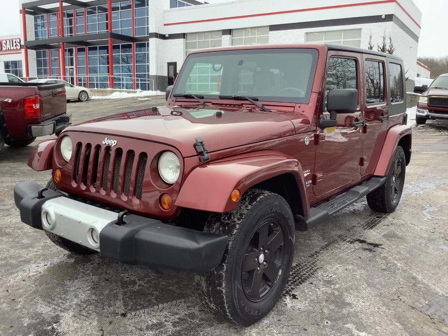 Used 2008 Jeep Wrangler in Ortonville, Michigan | Marsh Auto Sales LLC. Ortonville, Michigan