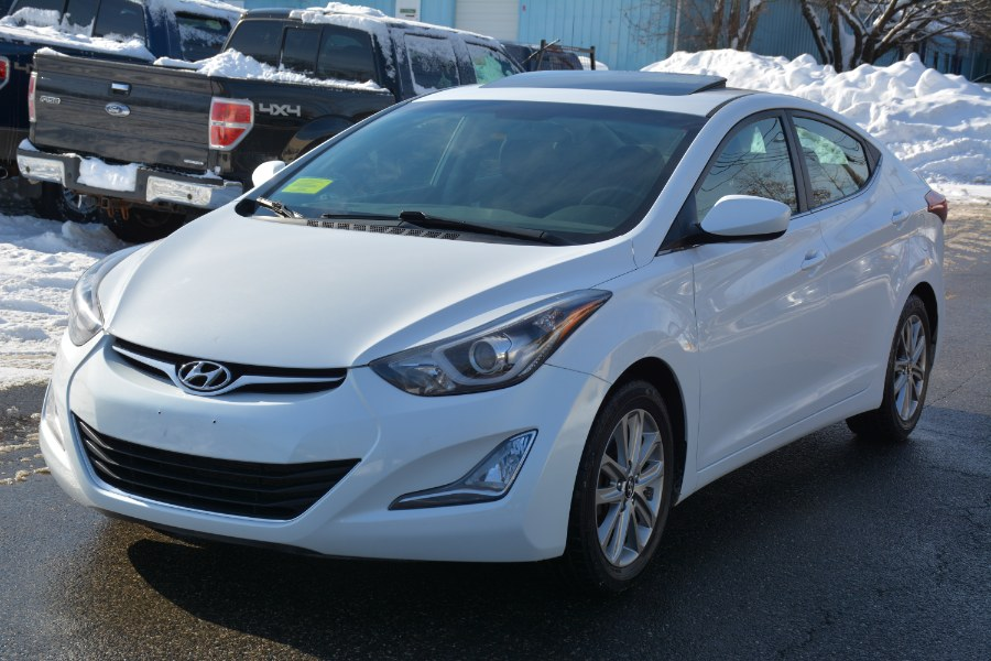 Used 2015 Hyundai Elantra in Ashland , Massachusetts | New Beginning Auto Service Inc . Ashland , Massachusetts