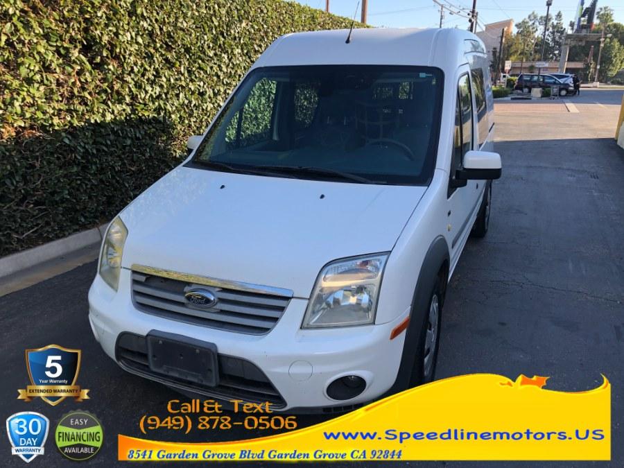 Used 2012 Ford Transit Connect Wagon in Garden Grove, California | Speedline Motors. Garden Grove, California
