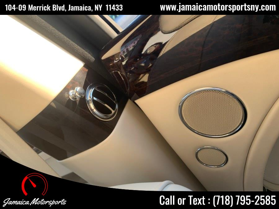 Used Bentley Mulsanne 4dr Sdn 2012 | Jamaica Motor Sports . Jamaica, New York
