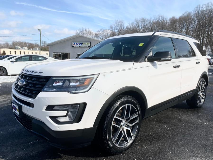 Used 2017 Ford Explorer in Berlin, Connecticut | Tru Auto Mall. Berlin, Connecticut