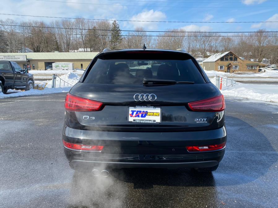 Used Audi Q3 quattro 4dr Premium Plus 2016 | Tru Auto Mall. Berlin, Connecticut