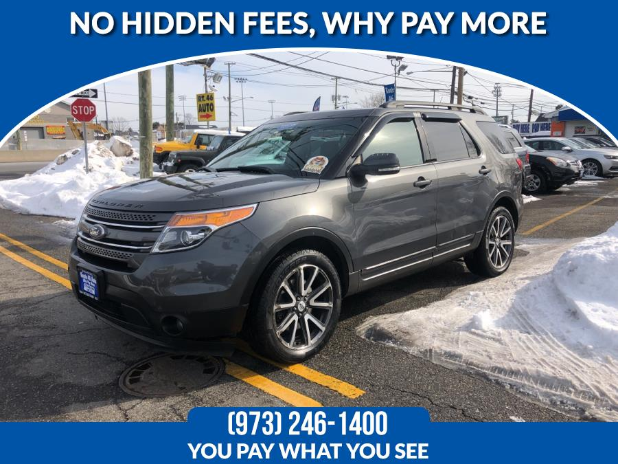 Used 2015 Ford Explorer in Lodi, New Jersey | Route 46 Auto Sales Inc. Lodi, New Jersey
