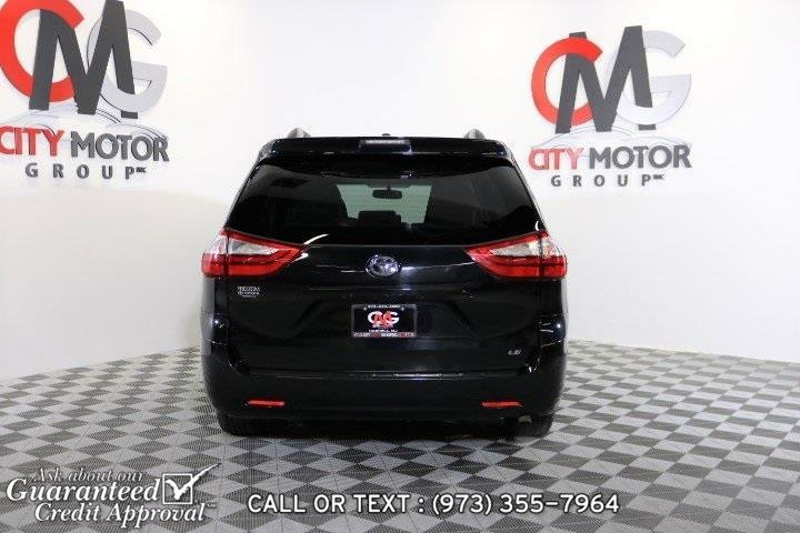 Used Toyota Sienna LE 2017 | City Motor Group Inc.. Haskell, New Jersey