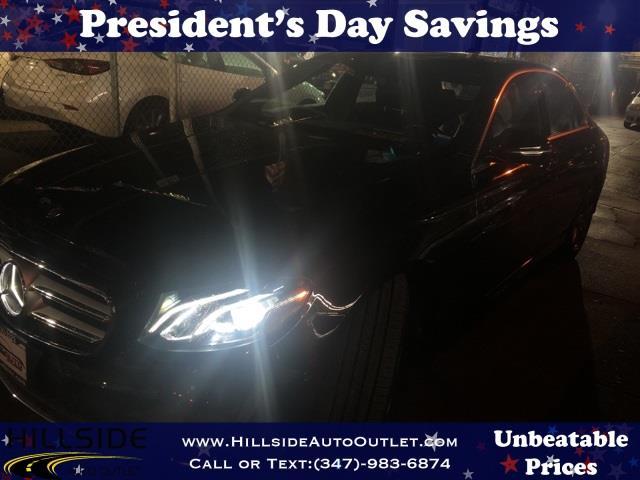 Used Mercedes-benz E-class E 300 2017 | Hillside Auto Outlet. Jamaica, New York