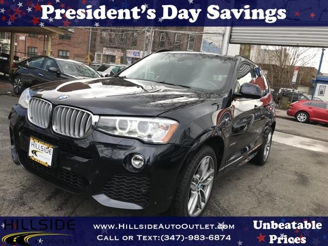 Used BMW X3 xDrive28i 2017 | Hillside Auto Outlet. Jamaica, New York