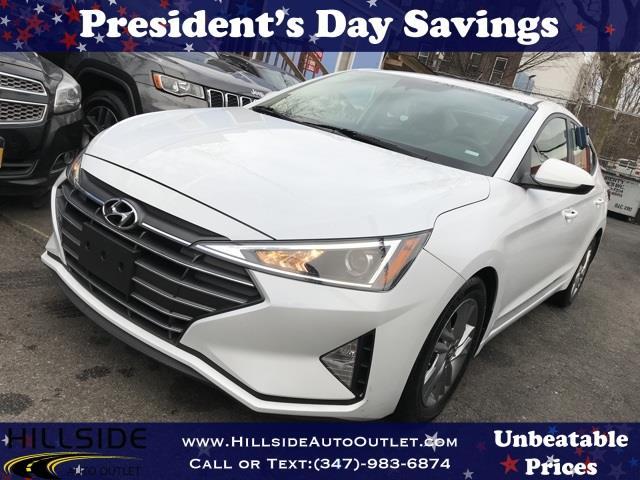 Used Hyundai Elantra SEL 2020 | Hillside Auto Outlet. Jamaica, New York