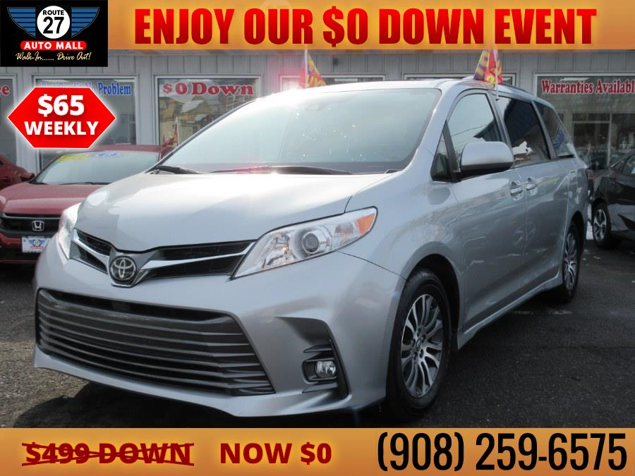 Used 2019 Toyota Sienna in Linden, New Jersey | Route 27 Auto Mall. Linden, New Jersey