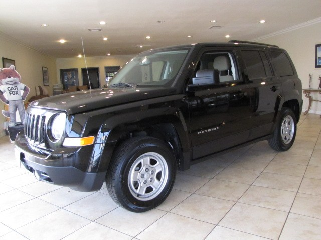 Used Jeep Patriot Sport FWD 2017 | Auto Network Group Inc. Placentia, California