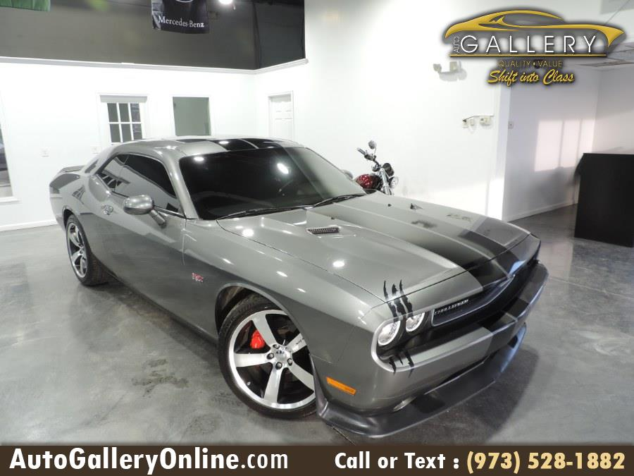 Used Dodge Challenger 2dr Cpe SRT8 392 2012 | Auto Gallery. Lodi, New Jersey